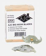 AJC Big Hook Blade™ - Bulk Pack of 100