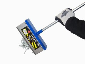 Hand Held Magnetic Sweeper Magnetic Roof Sweeper Ajc