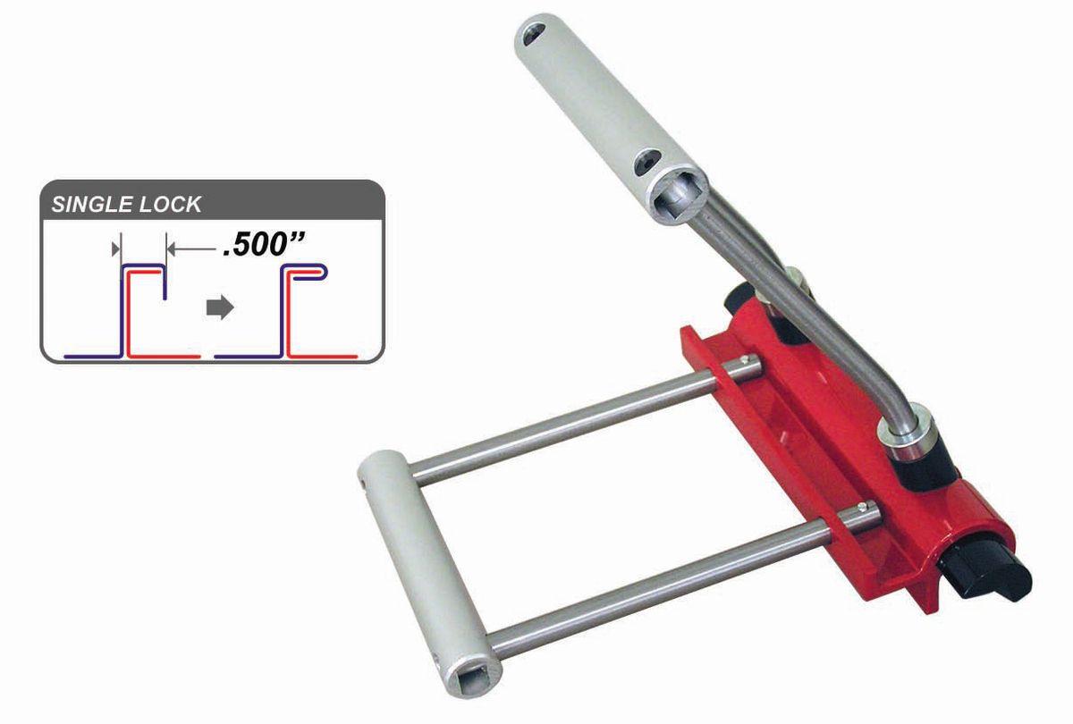 Hand Seamer Single Lock Hand Seamers From Ajc Tools