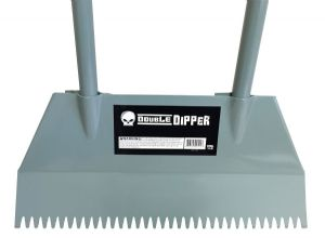 Double Dipper Shingle Remover