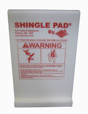 AJC Shingle Pad™