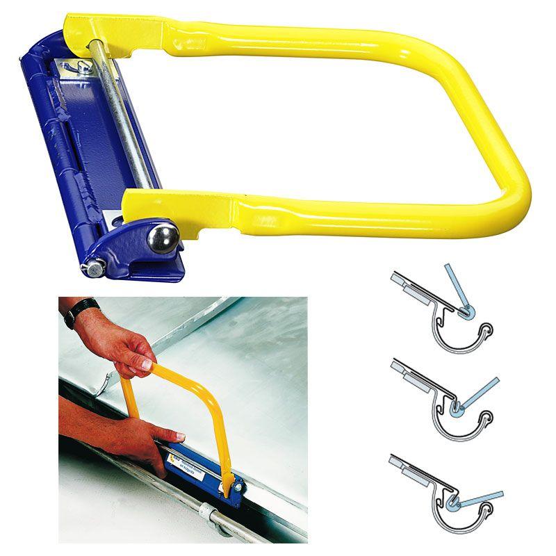 Drip Edge Bender Ajc Tools 90 Degree Metal Roof Bender